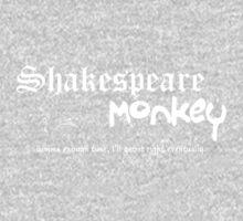 Shakespeare Monkey One Piece - Long Sleeve
