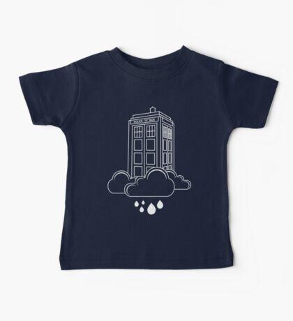 The Tardis - Doctor Who Baby Tee