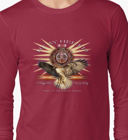 lady hawk Long Sleeve T-Shirt