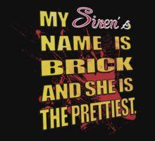 Borderlands 2 - Brick, the Siren by Namueh