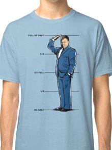 Full Of Shat Classic T-Shirt