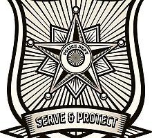 Police Badge by devaleta