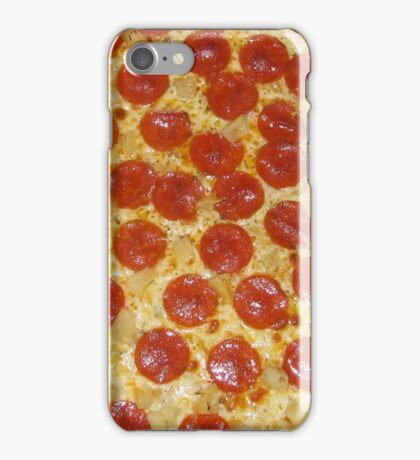 Food - Pizza  iPhone Case/Skin
