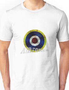England Airforce ww2 style Unisex T-Shirt