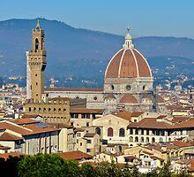 Duomo, florence, Italy by Gary Eason + Flight Artworks
