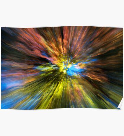 Colour explosion - 2013 Poster