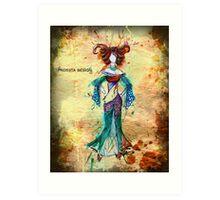 The Ram  Aries Art Print