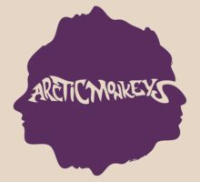 "Arctic Monkeys ""Humburg"" Purple by DelightedPeople"