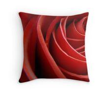 A Russian Rose in an English Garden Throw Pillow