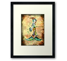 Pisces - The Fishes Framed Print