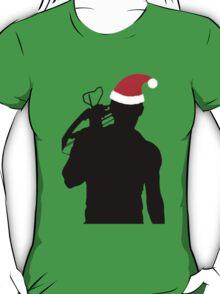 Daryl Dixon Textless Christmas Design (Dark) T-Shirt