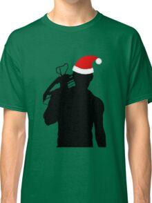 Daryl Dixon Textless Christmas Design (Dark) Classic T-Shirt