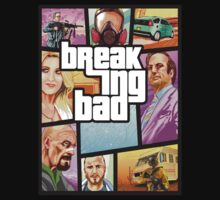 Breaking Bad GTA  by Jeffreyisrich