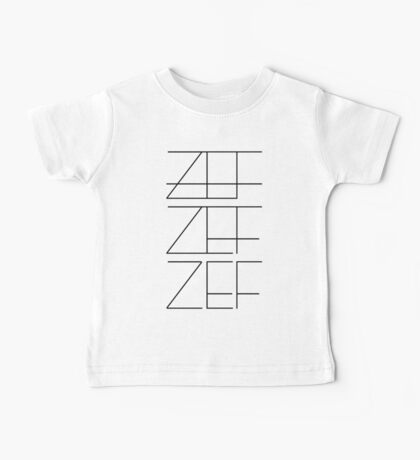 ZEF Baby Tee