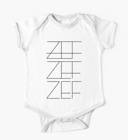 ZEF One Piece - Short Sleeve