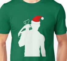 Daryl Dixon Textless Christmas Design (Light) Unisex T-Shirt