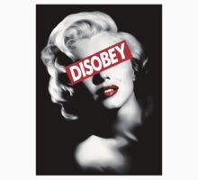 DISOBEY Marilyn Monroe by cbazoe