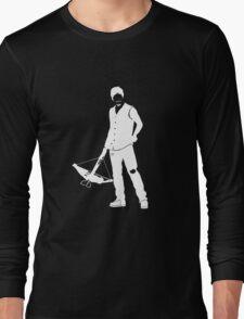 Daryl (white) Long Sleeve T-Shirt