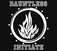 Dauntless Initiate - Divergent by LovelyOwls