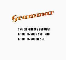 Grammar Unisex T-Shirt