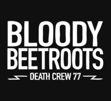 "The Bloody Beetroots ""Death Crew 77"" by DelightedPeople"