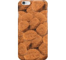 Food - chicken nuggets iPhone Case/Skin