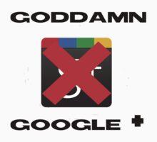 Goddamn Google+ One Piece - Short Sleeve