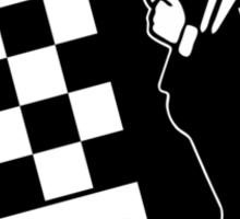 Ska Music Man Sticker