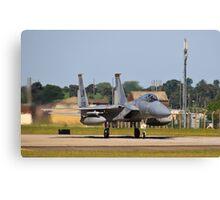 F15 Eagle Canvas Print