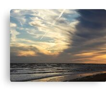 Big Sky over the Gulf Canvas Print
