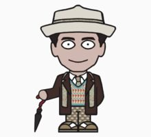 The Seventh Doctor (sticker) by redscharlach