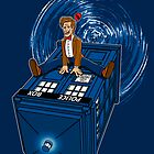 How I learned to love the Tardis. by J.C. Maziu