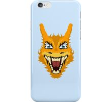 Flaming Charizard iPhone Case/Skin