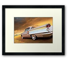When Cars Could Fly Framed Print