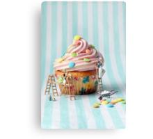 Building better birthday cakes Metal Print