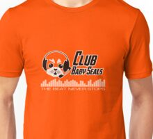 "Club, ""Baby Seals"" Unisex T-Shirt"