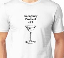 Emergency Protocol 417 Unisex T-Shirt