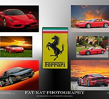 Ferrari Collection I by DaveKoontz