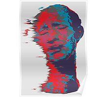 Trippy Man Poster