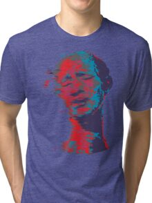 Trippy Man Tri-blend T-Shirt
