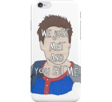 Liam Quote- Number Six in a Series iPhone Case/Skin