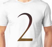 Number 2 Unisex T-Shirt