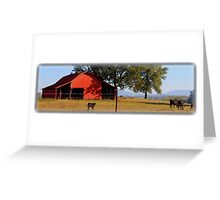 Tranquil Morn Greeting Card