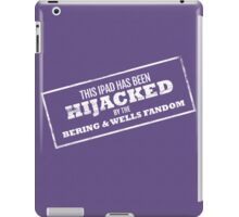 Hijacked by Feels - White iPad Case/Skin