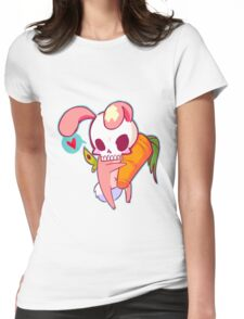 Skunny Womens Fitted T-Shirt