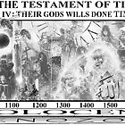 DETAIL TESTAMENT OF TIME VOLUME IV TIMELINE  by alex glanville