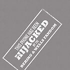 Hijacked by Feels - Dark Grey by webgeekist