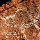 Petroglyph .2 by Alex Preiss