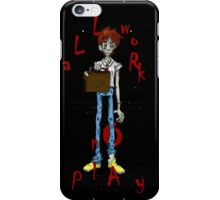 Dull Boy Alt. iPhone Case/Skin