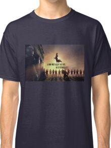 Spartacus-quote Classic T-Shirt
